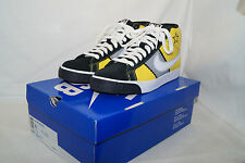 NIKE Blazer SB Elite SUB POP Gr.42,5 UK 8 schwarz gelb 334106 711 Grunge Label