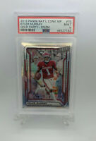 2019 Panini National VIP Kyler Murray Gold Party Prizm Rookie Card RC PSA 9 Mint