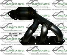 Catalytic Converter-Exact-Fit Right Davico Exc CA 17226