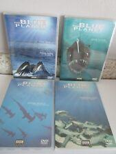 The Blue Planet 4 DVD set NEW - BBC Seas of Life