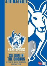 AFL - So Join In The Chorus - History Of North Melbourne (DVD, 2015)