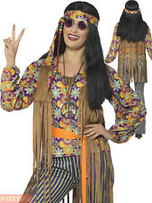 Smiffys 44681s 60's Singer Costume Female With Top Waistcoat (small)