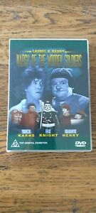 Laurel And Hardy March Of The Wooden Soldiers aka Babes in Toyland DVD Region 4
