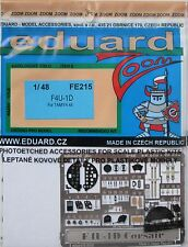 Eduard 1/48 FE215 Colour Zoom etch for the Tamiya Vought F4U-1D Corsair kit