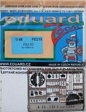 Eduard 1/48 FE215 Colour Zoom etch for the Tamiya Vought F4U-1D Corsair kit