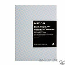 [MIZON] Enjoy Vital-Up Time Nourishing Mask 25ml x 10 EA  Avocado