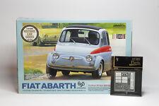 1/24 Tamiya Fiat Abarth 695ss + AcuStion PE set