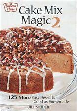 Cake Mix Magic 2: 125 More Easy Desserts ... Good