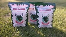 "(2 Bags)  ""Rack-A-Traxx"".....Deer Attractant and Mineral !!!..."