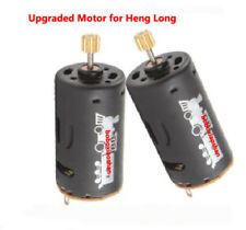 New  Heng Long Upgraded motor 2 pcs  for 1/16 RC tank