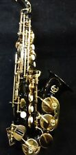 Soprano Saxophone Curved Black lacquer