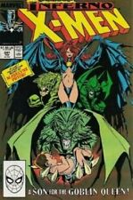 Uncanny X-Men (Vol 1) # 241 Near Mint (NM) Marvel Comics MODERN AGE
