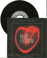 "Blue System, Love Suite, G/VG+ 7"" Single 0269"