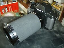 Kyocera Yashica DENTAL Film Camera 100mm f4 Lens, /Case