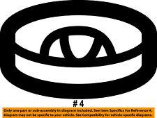 CHRYSLER OEM Radio Antenna-Adapter Nut 56007570AE