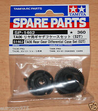 Tamiya 51462 TA06 Rear Gear Differential Case Set (52T) (TRF201XM/211/XV-01/M07)