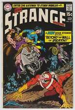 L5173: Strange Adventures #222, Vol 1, F/VF Condition