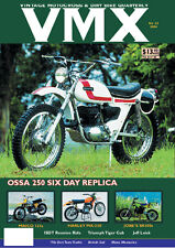 VMX Vintage MX & Dirt Bike AHRMA Magazine - ISSUE #22