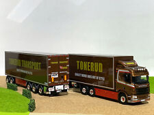 WSI Scania Contemporary Manufacture Diecast Trailers for