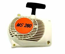 RECOIL STARTER ASSEMBLY FITS STIHL 024 026 MS240 MS260 CHAINSAWS. 1121 080 2101