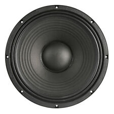 "15"" Woofer PA Speaker Driver 8 Ohm Spare Replacement Sub Bass Cone Chassis 400w"
