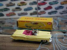 VINTAGE DINKY TOYS 131 CADILLAC TOURER CAR WITH ORIGINAL SPOT BOX