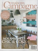 Maisons de Campagne October/November 2017 No 108