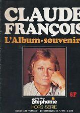 NOUVEAU STEPHANIE HORS SERIE CLAUDE FRANCOIS '78 SARDOU