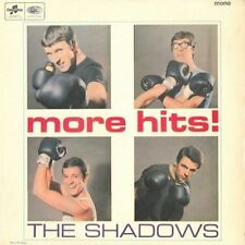 THE SHADOWS More Hits Vinyl Record LP Columbia 33 SX 1791 1965 Orig 1st Pressing