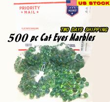 Lot 500 Bulk Wholesale Glass Marbles For Sling Shot Ammo 5/8