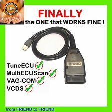 TUNE ECU DIAGNOSTIC INTERFACE CABLE - TRIUMPH KTM APRILIA BIKE TUNEECU-USB KKL