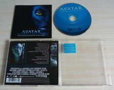 RARE CD BOF AVATAR MUSIQUE DE FILM BY JAMES HORNER 14 TITRES 2009