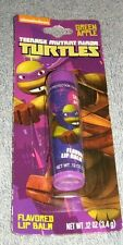 Teenage Mutant Ninja Turtles Green Apple Flavor Lip Balm  New