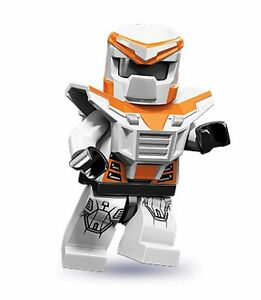Lego collectable series 9 minifig Battle Mech robot