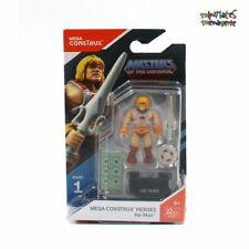 Mega Construx Heroes Series 1 Masters of the Universe MOTU He-Man
