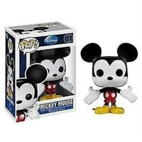 Funko - Mickey Mouse Disney Pop! Vinyl Figure #01 Vinyl Action Figure New In Box