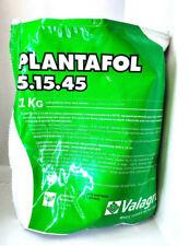 Plantafol Fertilizer Valagro origin Italy 1kg 5'15'45 Shipping from UK