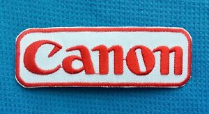 CANON EOS CAMERA PHOTOGRAPHY DIGITAL ART  BADGE IRON SEW ON PATCH