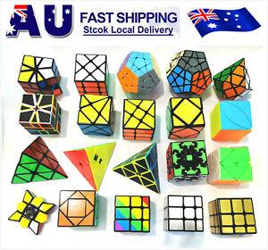 Hot Alien Special Design Challenge Brain Rubik Puzzle Smooth Rubix Magic Cube