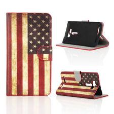 Étuis, housses et coques etuis portefeuilles en daim synthétique pour téléphone mobile et assistant personnel (PDA) à motifs