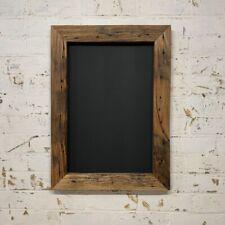 Rustic Chalkboard, Recycled Timber, Rustic Blackboard, 50cm x 70cm