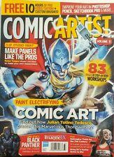 Imagine FX Presents Comic Artist Vol 3 Step by Step Workshops FREE SHIPPING sb