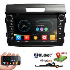 For Honda CRV 2012 2013 2014 2015 2016 Car DVD GPS Radio Touch Screen In Dash BT
