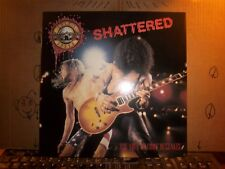 Guns N' Roses Shattered Outtakes CLEAR Mint Con.Record LP Album Vinyl (17)