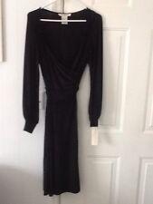 Ladies Size 8 EVAN-PICONE Little Black Dress RETAIL$89 NEW