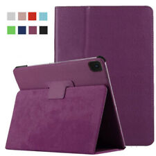 "For Apple iPad Air 10.9"" 2020 4th Generation Leather Flip Smart Case Stand Cover"