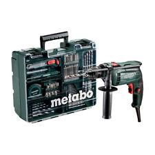 Metabo SBE 650 SET trapano percussione elettrico da 650W in valigetta plastica