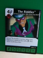 Dice Masters Promo Batman TAS Villains - The Riddler