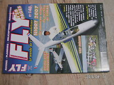 $$u Revue Fly International N°148 HG 'le  Sea Fury  Dagonus Pro  Yak 54  P 51