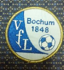 VfL BOCHUM 1848 SOCCER (GOLD) Iron or Sew-On Patch